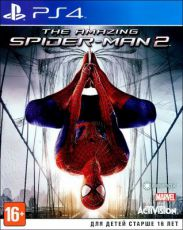 Игра для PS4 Activision The Amazing Spider-Man 2 (PS4)