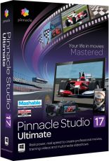 Офисная программа Corel Pinnacle Studio 17 Ultimate ML (PNST17ULMLEU)